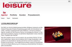 Auch die Webseite der http://www.leisuregroup.at erstrahlt seit kurzem im Responsive Webdesign! Umgesetzt durch echonet.