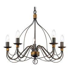Ideal Lux lampa wisząca Corte żarówka/żarówki LED gratis, pytaj o rabat! Empire Chandelier, Chandelier Shades, Wagon Wheel Chandelier, Dar Lighting, Fabric Shades, Home Deco, Modern Design, Ceiling Lights, Metallica