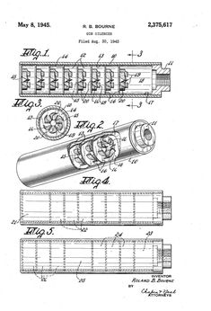 Weapons Guns, Airsoft Guns, Firearms, Tactical Rifles, Plastic Cylinder, Threaded Barrel, Drawing Sheet, Pvc Tube, Patent Drawing