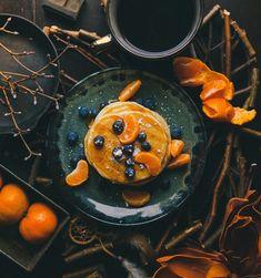 A Fit Mom Inspired: Banana Oat Blender Pancakes