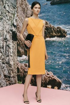 Altuzarra Resort 2016 Fashion Show