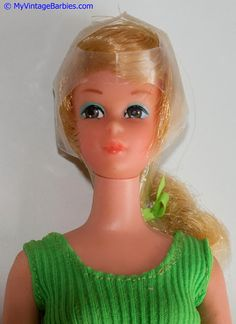 My Vintage Barbies Blog: Barbie of the Month: Busy Francie
