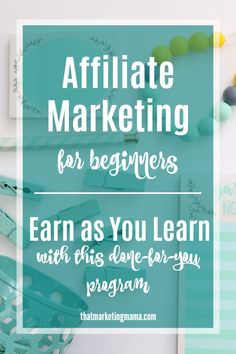 Affiliate Marketing is pretty much the coolest thing ever. Someone creates a product, you love it, you promote it, you get paid. Sounds simple, right?