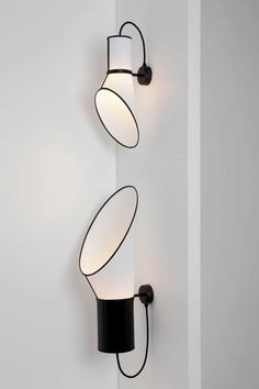 Design Heure - Cargo Appliques Wall Lighting: #interior #design #lighting #modern