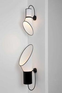 Design Heure - Cargo Appliques Wall Lighting: #interior #design #lighting #modern
