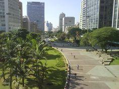 City centre in São Paulo