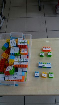 Game of word formation with legos . Aybeniz Topal- Legolarla kelime olusturma oyunu… Aybeniz Topal Game of word formation with legos … Aybeniz Topal - Word Formation, World Languages, Thing 1, Legos, Worksheets, Alphabet, Kindergarten, Curtain Ideas, Activities