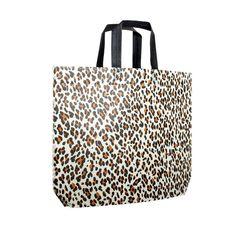Leopard - Non Woven Bags