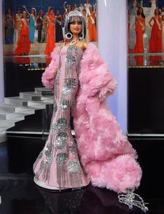 Miss Bahrain 2013/2014 - International Pageant Collection - NiniMomo Doll
