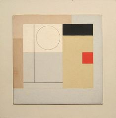 Ben Nicholson (1894-1982) was an English artist whose austere geometric paintings and reliefs were among the most influential abstract works in British art.