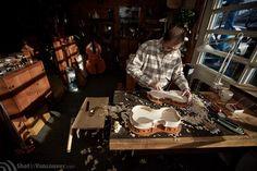 luthier's workshop