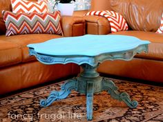 DIY home crafts DIY Annie Sloan Chalk Paint Coffee Table Makeover DIY home crafts