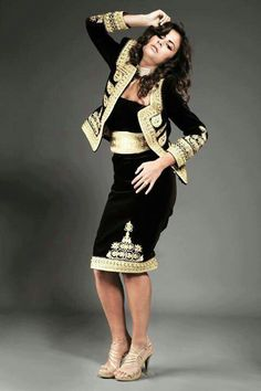 Tenue traditional marocaine