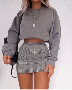 45 cute summer outfits you should own. 1 - summer fashion cute summer outfits you should own. 1 # beautiful summer outfitsFind the most beautiful outfits for Summer Fashion Outfits, Mode Outfits, Cute Casual Outfits, Stylish Outfits, Fall Outfits, Skirt Outfits For Winter, Summer Fashion For Teens, Black Outfits, Grey Outfit