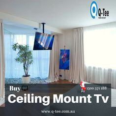Find quality mobile display stands and LCD wall mount brackets at the Q-Tee. Get ideal solutions in services and installation to suit your requirements.