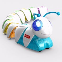 Meet the Fisher-Price Toy That Will Teach Preschoolers How to Code, how cool is this!