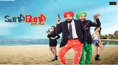 #SantaBantaPvtLtd is in the theaters now. Go and get a #laughter dose today at #FunCinemas World Square Mall - WSM