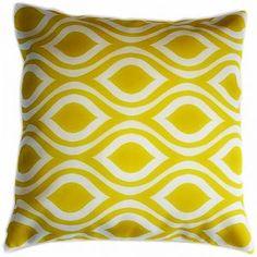 Golden Yellow Lemon - Poduszki dekoracyjne