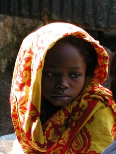 Comorian girl by Davi0  on 500px
