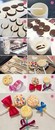 Oreo lollipop 2