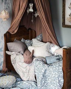 Dream Bedroom, Girls Bedroom, Bedroom Decor, Creative Kids Rooms, E Room, Kids Room Design, Deco Design, Little Girl Rooms, Kid Spaces