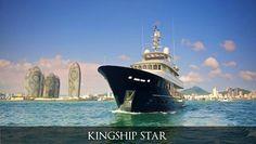 Kingship Star - New 138 foot Luxury Super Yatch