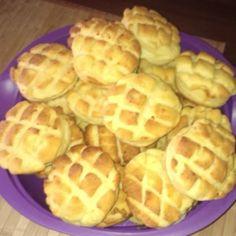 Krumplis pogácsa Katharosz konyhájából | Nosalty Waffles, Keto, Breakfast, Food, Morning Coffee, Essen, Waffle, Meals, Yemek