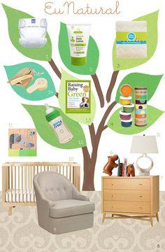 The Natural and Organic Baby #lapetitepeach