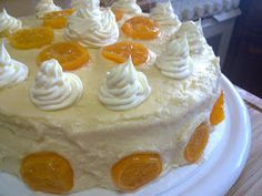 koykoycook: ΤΟΥΡΤΑ ΛΕΜΟΝΙ !! ΑΠΛΑ ΥΠΕΡΟΧΗ !! Greek Recipes, Sweet Tooth, Cheesecake, Deserts, Lemon, Pudding, Cookies, Frostings, Food