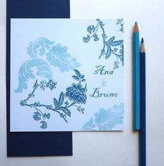 http://joanavoavoa.blogspot.pt/ Wedding invitations