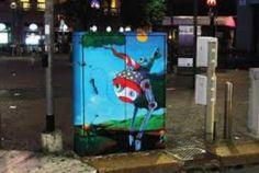 Energy Box - Urban Art Renaissance a cura di Davide Atomo Tinelli e Evoluzioni Urbane