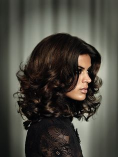Long Brown Hairstyle