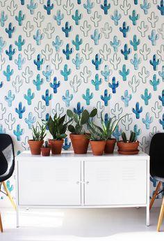 Poppytalk x Milton & King Wallpaper | Poppytalk with @miltonandking