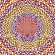 Optical Illusions: Your Brain Is Way Ahead of You : DNews