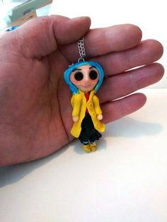 Check out this item in my Etsy shop ooakminiworld https://www.etsy.com/uk/listing/253420432/polymer-clay-tim-burtons-coraline-doll