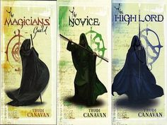 An excellent series that I've read multiple times.