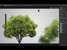 ▶ Cool Mixer Brush Techniques for Photoshop Painting - YouTube
