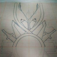 #pordia #1pordia #umpordia #designer #desenho #drawing #draw #tecnorganics #staedtler #ixl #ixlutx #sluts #exerciciodiario #exercitar #trabalho #necessario #milimetrado