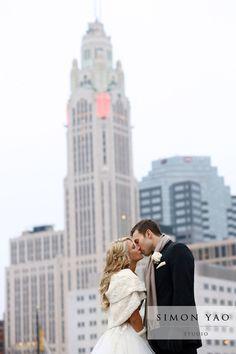simonyao.com  Columbus Ohio Wedding Photographer  #brideandgroom