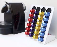 Milky Way Nespresso Coffee Pod Holder Dispenser