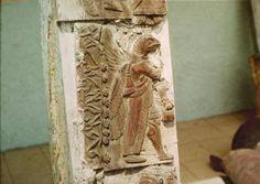 Colección padre Crespi cueva de los tallos parece dios sumerio