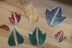 fall leaf puzzles teach fractions