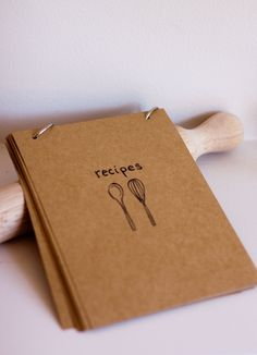 Hand Drawn Blank Recipe Cards by emikodavies on Etsy