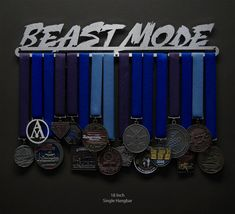 Ooooh - I like this... a lot...  Allied Medal Hanger  BEAST MODE  Medal by AlliedMedalHangers