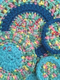 amy xo #crochet #mandalasformarinke