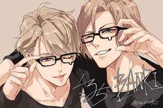 """サトせな on Twitter: """"@tos 涙メガネ×ねおたる… """" Hot Anime Boy, Anime Guys, Anime Style, Manga Art, Anime Manga, Gato Anime, Anime Hair, Guy Drawing, Anime Sketch"""