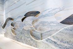 """Pietra naturale: """"Interpretations"""" come nuovo concetto die Antolini per stand a fiere di design"""