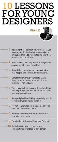 Lessons for a young designer in your life. | Ipseity Creative | ipseitycreative.com/ | 573-803-2875 |