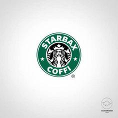 ¿Cómo serían los logos de grandes marcas si nos guiamos por la fonética? | Tiempo de Publicidad