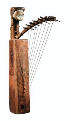 Sound Sculpture, Sculptures, Motif Music, African Drum, Instrument Sounds, Guitar Painting, Music Promotion, Masks Art, African Masks